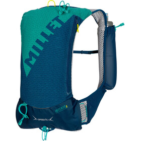 Millet Intense 5 Backpack poseidon/dynasty green